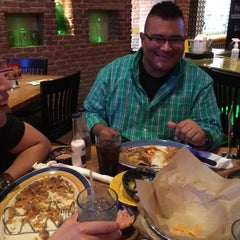 Photo taken at On The Border Mexican Grill & Cantina by Vlad D. on 10/26/2014