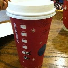 Photo taken at Starbucks by Crystal K. on 12/14/2012