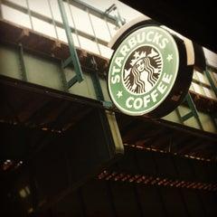 Photo taken at Starbucks by Svitlana G. on 3/28/2013