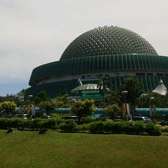 Photo taken at National Science Centre (Pusat Sains Negara) by Michael Lim T. on 6/1/2013