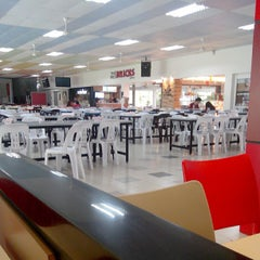 Photo taken at The Red Bricks Cafeteria (formerly Canteen 1) by Tc P. on 9/17/2013