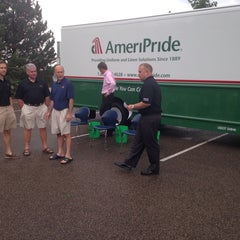Photo taken at Ameripride Services by Aimee C. on 9/3/2014