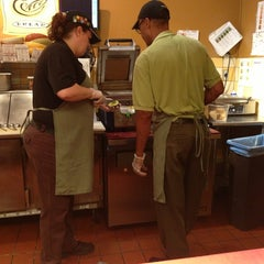Photo taken at Panera Bread by Phil B. on 6/28/2013