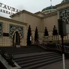 Photo taken at Masjid At-Taubah by anggun j. on 7/22/2013