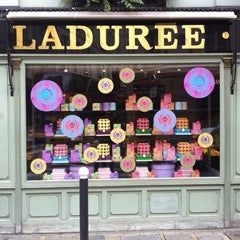 Photo taken at Ladurée by Ged on 11/4/2012