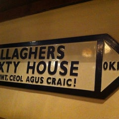 Photo taken at Gallagher's Boxty House by Kyesi F. on 1/18/2013