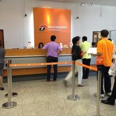 Photo taken at ธนาคารธนชาต (Thanachart Bank) by MoONoI E. on 12/25/2012