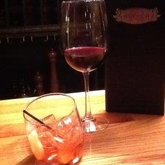 Photo taken at Rococo Restaurant & Fine Wine by Kyle G. on 11/8/2012