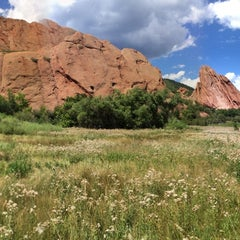Photo taken at Roxborough State Park by Andrew S. on 8/15/2014
