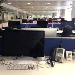 Photo taken at Pearson HQ by Sebastián M. on 8/6/2015