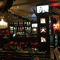 Photo taken at Hard Rock Cafe London by Chuck P. on 12/26/2012