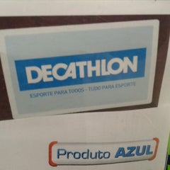 Photo taken at Decathlon by Marcos V. on 7/6/2013