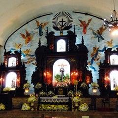 Photo taken at Santuario de San Pedro Bautista Parish by Dette A. on 11/23/2014