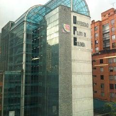 Photo taken at Universidad Piloto de Colombia by Leo B. on 10/25/2011