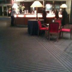Photo taken at Hilton Rotterdam Hotel by Erik M. on 10/28/2011