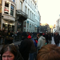 Photo taken at Smedenstraat by Pedro O. on 3/31/2013