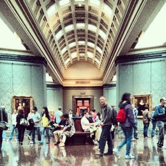 Photo taken at National Gallery by Jackson W. on 6/23/2013