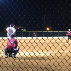 Photo taken at Appling Field Softball Complex by Brian C. on 11/19/2012