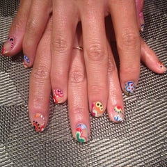 Photo taken at Sakura Nail & Spa by Bonnie C. on 4/20/2013