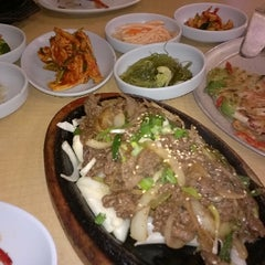 Photo taken at Convoy Tofu House by c s. on 5/12/2014
