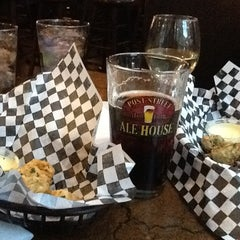 Photo taken at Post Street Ale House by Linda T. on 12/3/2012