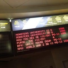 Photo taken at Regal Cinemas Fenway 13 & RPX by Christina L. on 6/28/2013