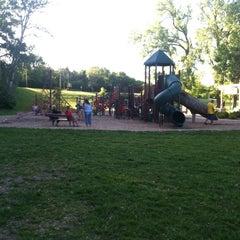 Photo taken at Fritse Park by Ashley M. on 6/9/2014