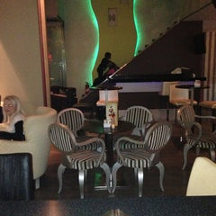 Photo taken at Chill Out Café by Dimitra B. on 3/2/2013