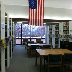 Photo taken at Midlothian Library by Dianne B. on 12/5/2012