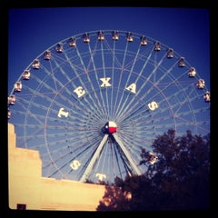 Photo taken at Fair Park by Paul B. on 2/20/2013