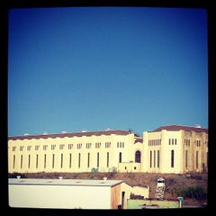 Photo taken at San Quentin State Prison by Paul B. on 10/6/2012