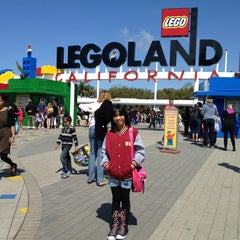 Photo taken at Legoland California by Mailene G. on 4/2/2013