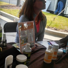 Photo taken at Farmers Market at Minnetrista by Dan M. on 9/20/2014