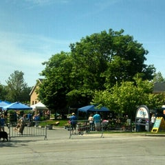 Photo taken at Farmers Market at Minnetrista by Dan M. on 5/23/2015