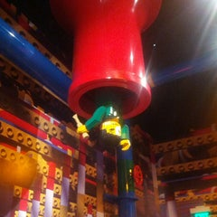 Photo taken at LEGOLAND Discovery Center Atlanta by Amy P. on 3/26/2013