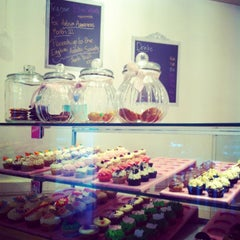 Photo taken at Crumbs by Nour K. on 5/6/2013