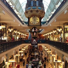 Photo of Queen Victoria Building (QVB) in Sydney, NS, AU
