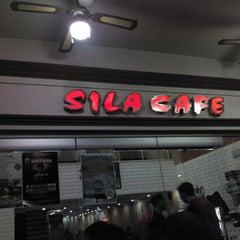 Photo taken at Sıla Cafe by Ilker Y. on 12/18/2012