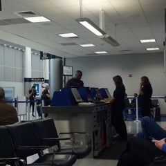 Photo taken at Gate E14 by Terry T. on 4/14/2013