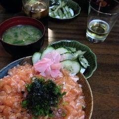 Photo taken at Semi Yakitori Bar by Akira H. on 11/7/2013