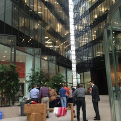 Photo taken at Pennzoil Building by Hilary B. on 2/22/2013