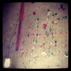 Photo taken at Red Rock Climbing Center by Clay L. on 11/21/2012