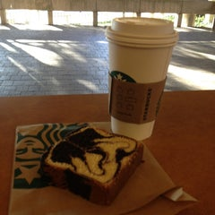 Photo taken at Starbucks by Masha S. on 1/16/2013