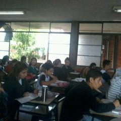 Photo taken at Escola Estadual Victor Gonçalves de Souza by Lukas N. on 4/11/2013