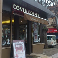Photo taken at Costa Coffee by ☭Ⓚⅰℜⅰℒℒ☭ Ⓖ. on 12/29/2012