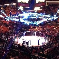 Photo taken at Honda Center by Chan Man on 2/24/2013