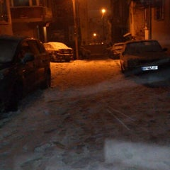 Photo taken at Baglarbasi Carsisi by Elif Y. on 12/21/2012