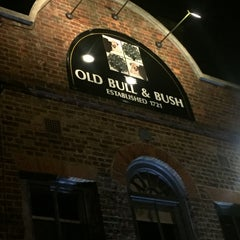 Photo taken at The Old Bull & Bush by Andréa S. on 10/3/2015