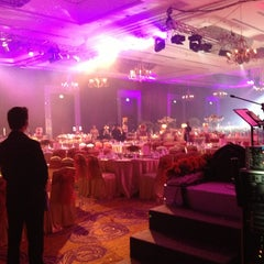 Photo taken at Shangri-La Hotel by Masayu M. on 6/13/2013