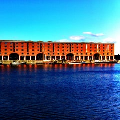 Photo taken at Albert Dock by rouge on 10/27/2012